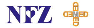 logo Demed NFZ