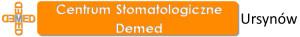 Logo Demed Ursynow - implanty, ortodonta, stomatolog